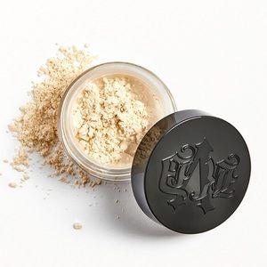 🍁5/$25 KVD VEGAN BEAUTY Lock-It Setting Powder Translucent Sample
